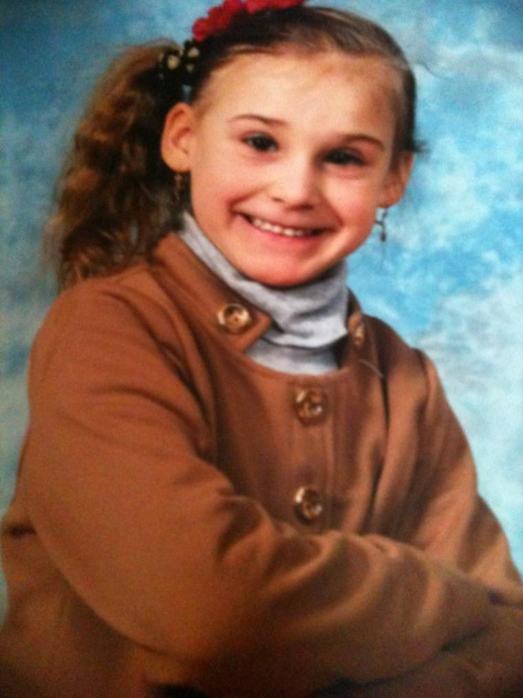 ophelie ma filles 5ans