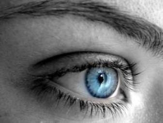 Terre et mer dans tes yeux...