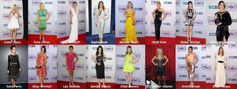 Les People's Choice Awards 2013