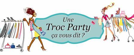 le Troc entre Filles -  #Mode #Astuces #TrocParty #Dressing #Party