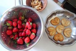 le #Tiramisu aux #Fraises et #Spéculoos - #cuisine #dessert
