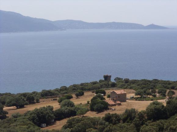 """Extrait de la première partie"""" La Corse d'autrefois 1910-1932"""". Voyage à Ajaccio.(2)"""