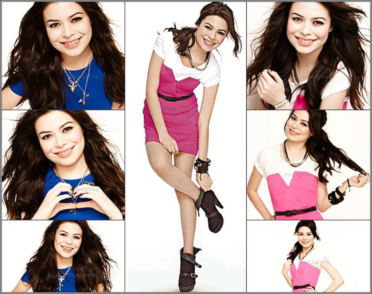 . Découvrez l'intégralité du Photoshoot pour le Magazine Seventeen de Mars 2011 - Magnifique !.