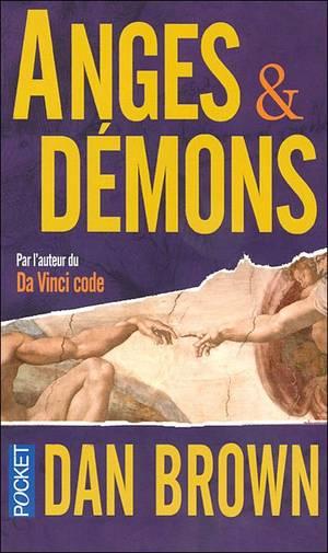 Anges & Démons, Dan Brown