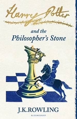 Harry Potter - Book 1 : The Philosopher's Stone, J.K. Rowling