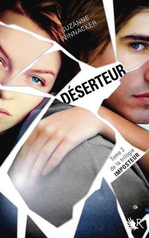 Imposteur - Tome 2 : Déserteur, Suzanne Winnacker