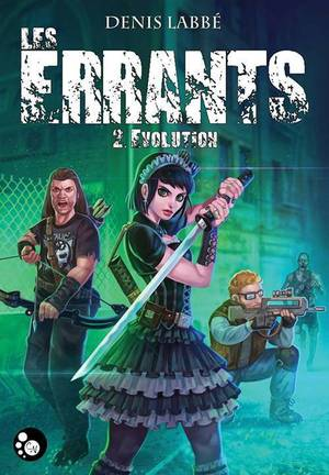 Les Errants - Tome 2 : Evolution, Denis Labbé