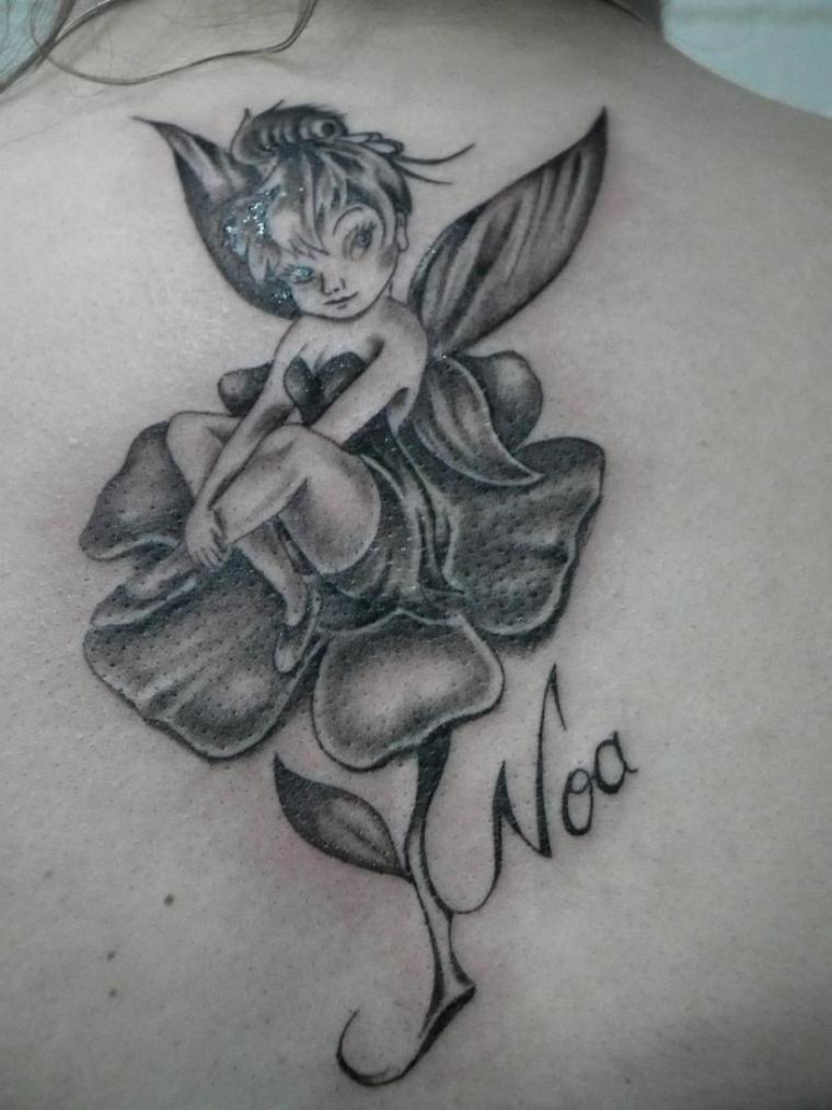 Mon tatoo :D