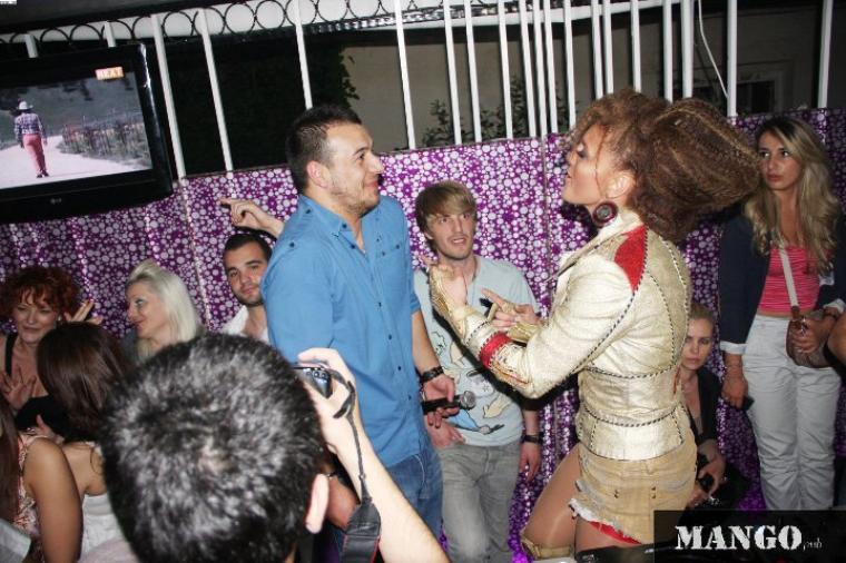 Genta Ismajli & Dj DALOOL - 10.06.11