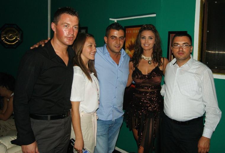 Genta Ismajli - Space Club, Peje - 29.07.11