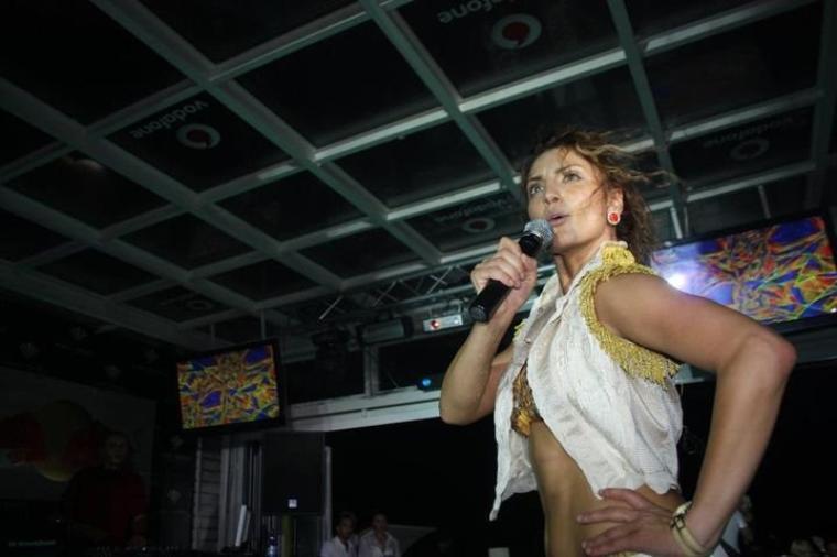 Genta Ismajli - Saint Tropez, Vlore - 20.08.11