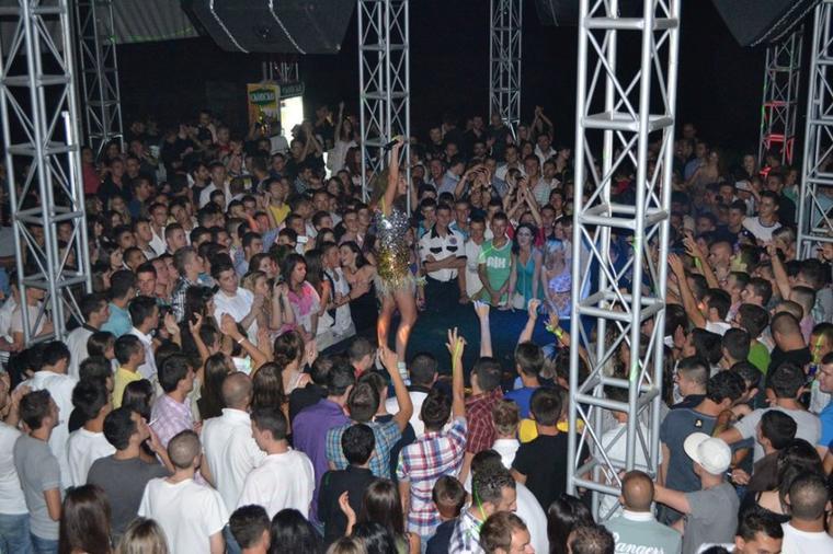 Genta Ismajli - Diber - 31.08.11