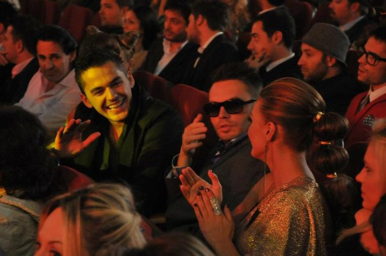 """Genta Ismajli - """"Zhurma Show Awards"""" 2011"""