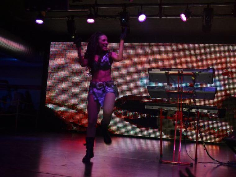 Genta Ismajli - Disco Insomnia - 08.04.12