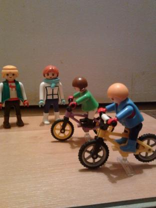 25/10/13 : Courses de vélo enfants