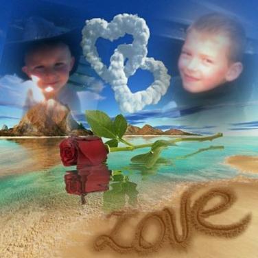 i love you mes bébés....maman!!!