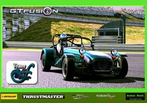 GTfusion - Gran Turismo World Championship - Round 1 Team