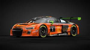 GTfusion Round 1 2018 Team Livery
