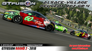 GTfusion Round 2 Races Pictures