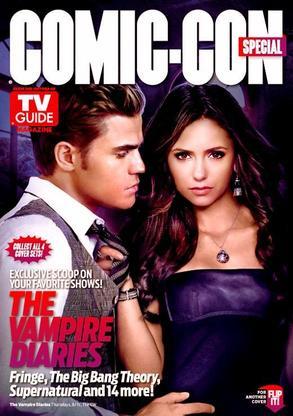 Nouveaux shoot promo pour la saison4 de the vampire diaries