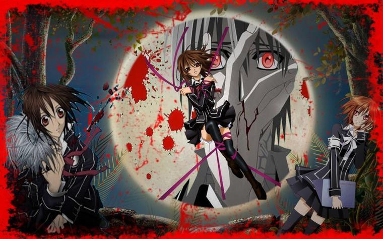 Vampire Knight Chapitre 1 partie 3