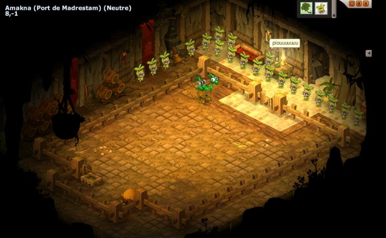 Screenshots guilde #2 : Des Bulbinouzes dans un enclos?