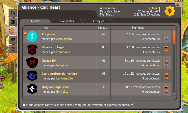 Du nouveau : L'alliance Cold-Heart