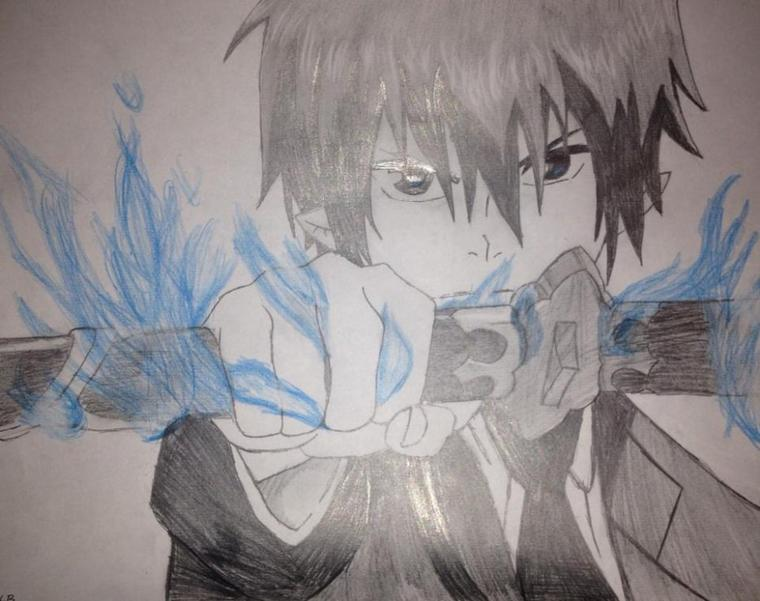 rin - ao no exorcist