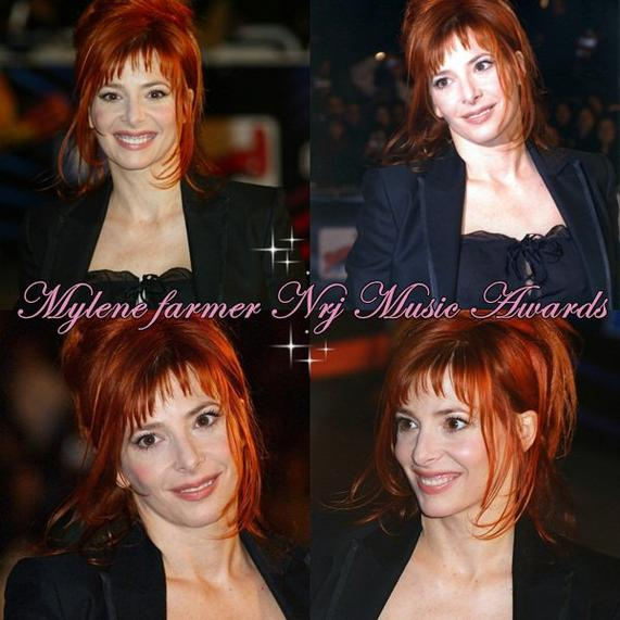 Mylène Farmer Nrj Music Awards 2003 ♥