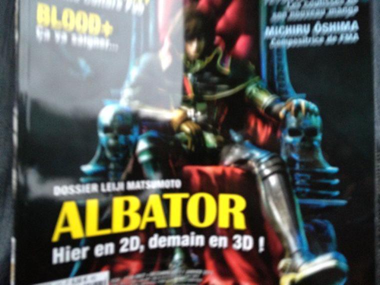albator 3D