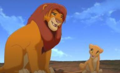Le Roi Lion / Nous sommes Un - Le Roi Lion, l'Honneur de la Tribu (1998)