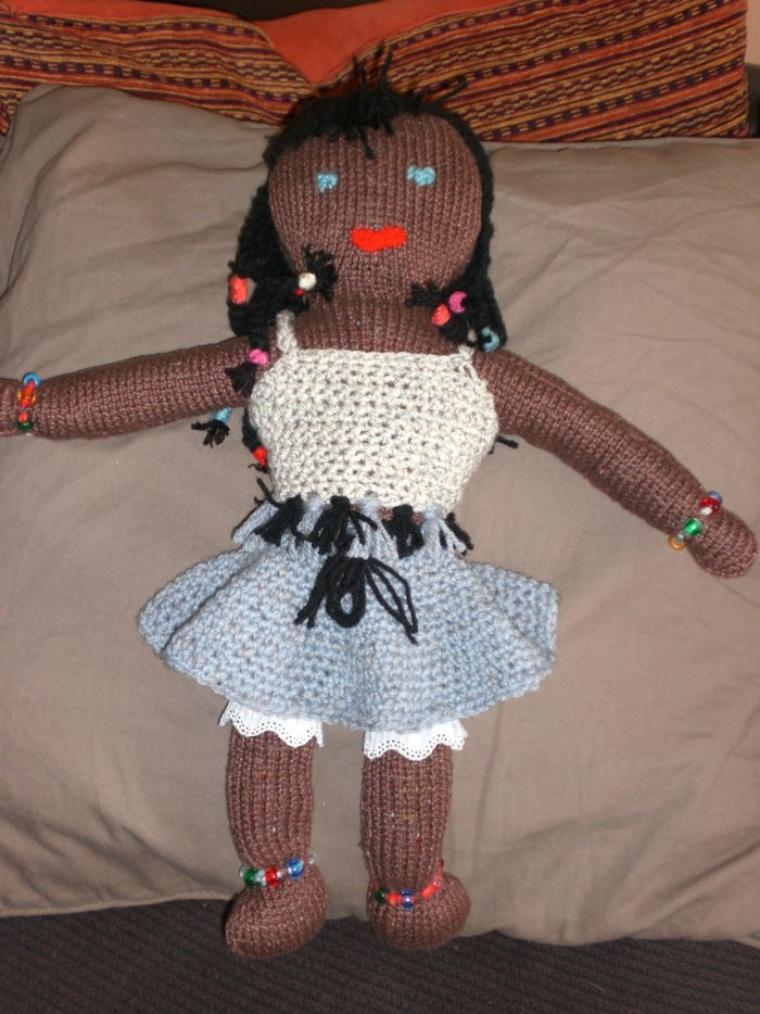 une poupée pour julie