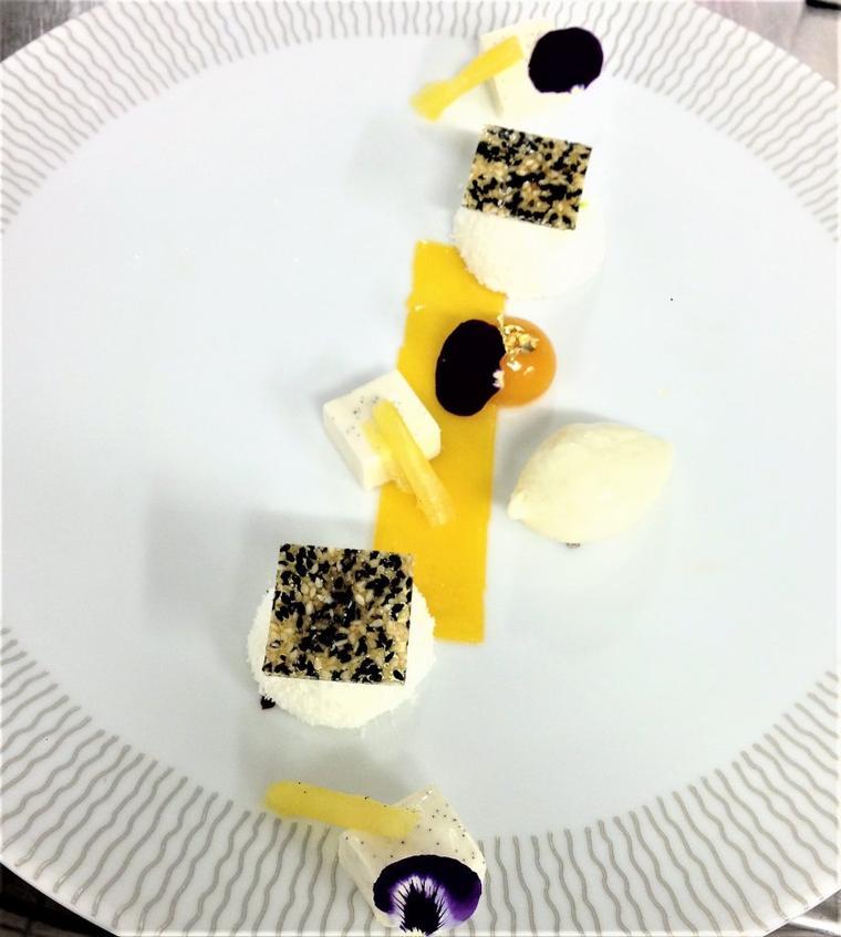 Fraîcheur coco et ananas