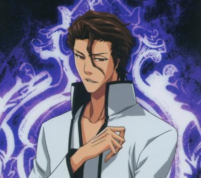 Aizen Sosuke, le grand méchant loup /pan/ xD