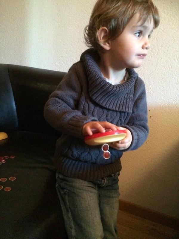 Ma cousine de 3 ans