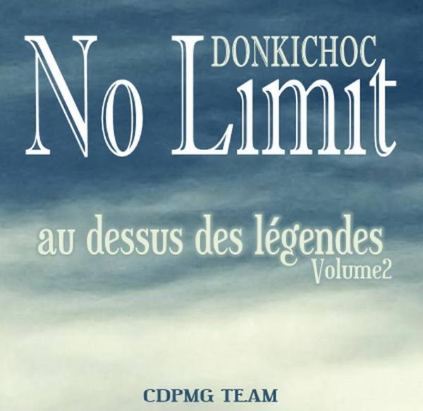 AU DESSUS DES LEGENDES VOL é / NO LIMIT INSRUMENTAL (2014)