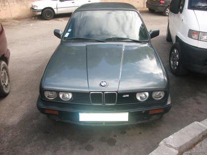 MA BMW E30 320I AVEC LE MOTEUR DE 325IS PREPARE A 300CV