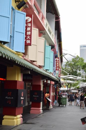 #15 - First Day in Singapore