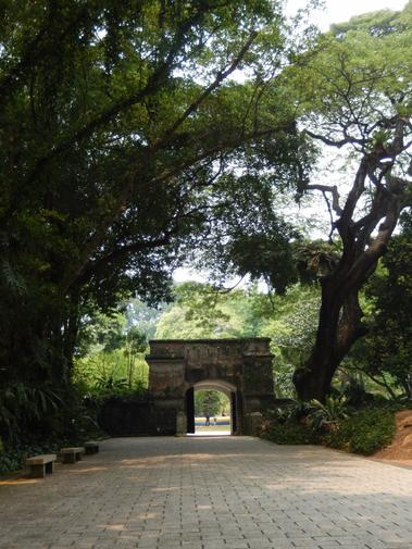 #37 - Fort Canning Park