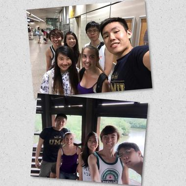 #82 - Sungei Buloh Wetland Reserve with the Singaporean bunch
