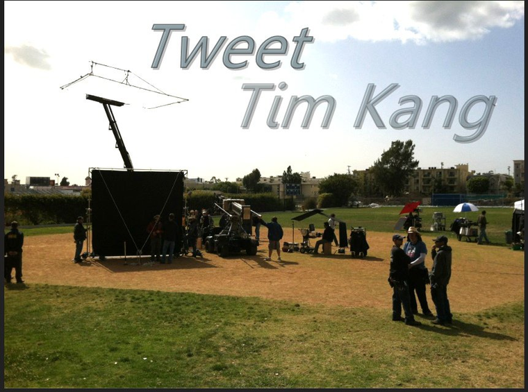Nouveau Tweet de Tim Kang le 28/02/12 voici la photo