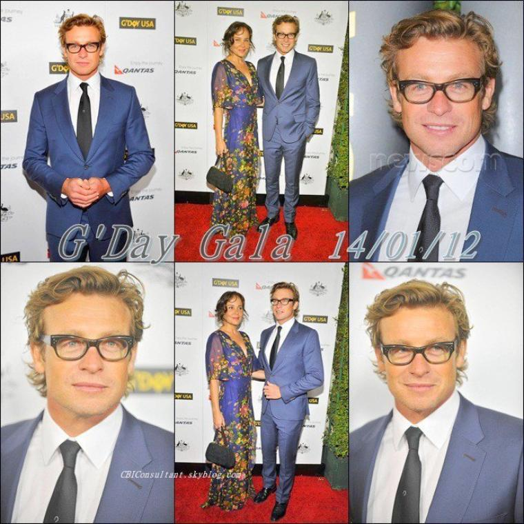 News Simon Baker