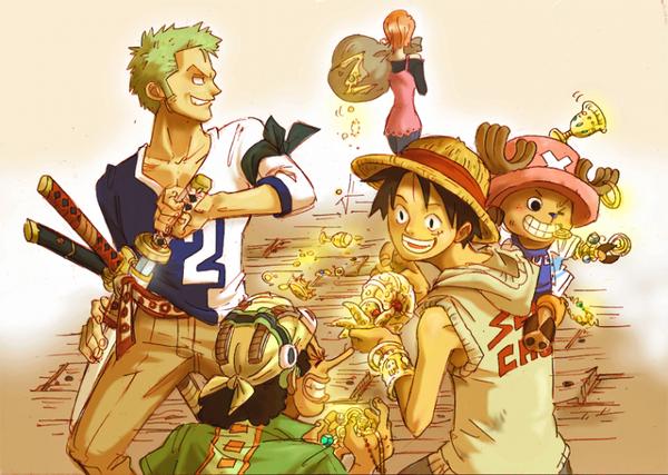 Favorite Mangas