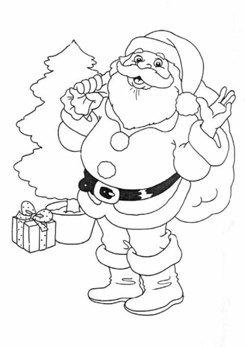Coloriage sur Noël (suite)