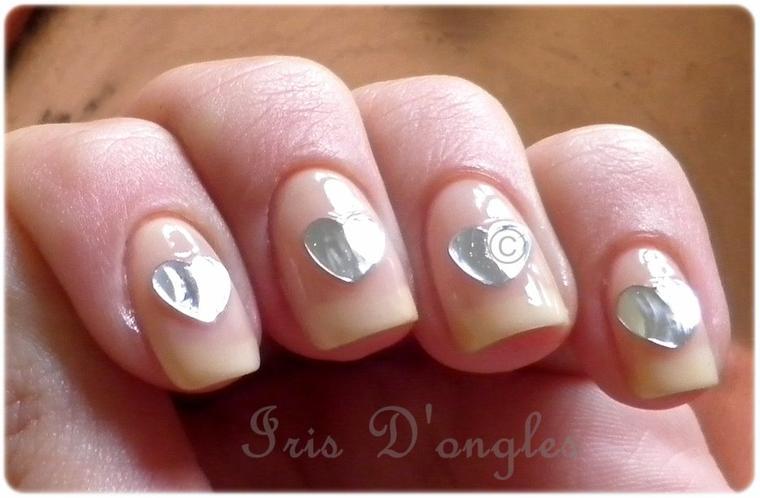 Nail Art COEURS
