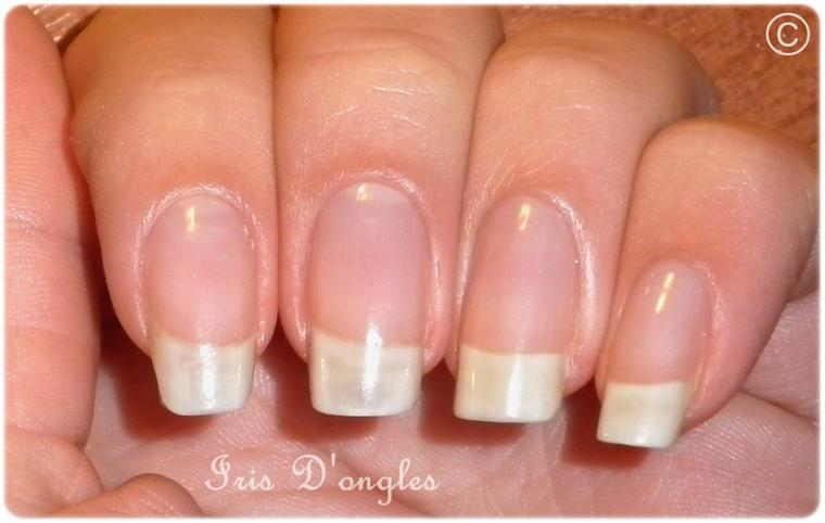 Mes ongles 4-5mm.
