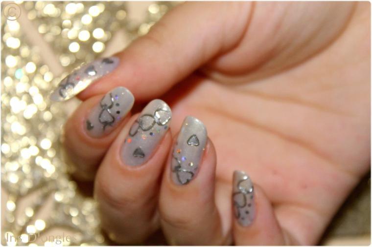 """Nail Art """"Brocart"""""""