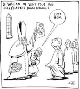 Rions avec les religions...