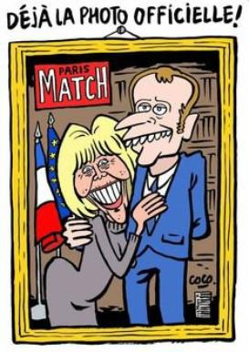 La France d'Emmanuel Macron, de Cyril Hanouna, de Pierre Gattaz, de Marine Le Pen, de Liliane Bettencourt...,
