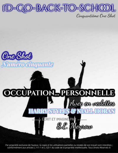 OS n°50 - Une occupation... personnelle.